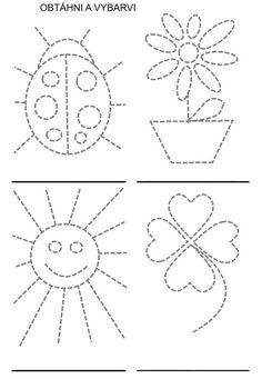 Pro Šíšu: Období JARO 3 Year Old Activities, Preschool Activities, Winnie The Pooh Gif, Pre Writing, Pin Art, Printable Crafts, Pre School, Crafts For Kids, Kids Rugs