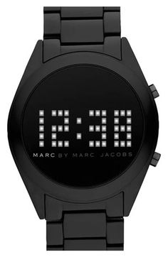 Marc by Marc Jacobs Digital Watch