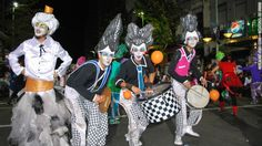 Uruguay's 40 day Carnival features Murga, a celebratory form of musical theater that features drummers, singers, dancers & vibrant costumes  All Around this World (.com)