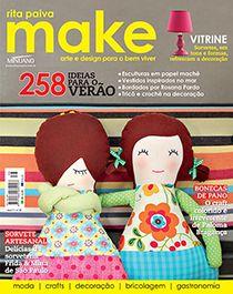 Olha só que está na capa da revista mais charmosa do pais, as Palomitchas arrasando!!!