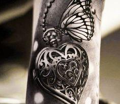 Jewelry Harth tattoo by Oscar Akermo