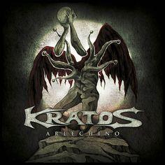 """[CRÍTICAS] KRATOS (ROU) """"Arlechyno"""" CD 2016 (Inverse Records)"""