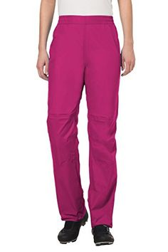VAUDE Womens Drop II Pants Grenadine 34 *** You can get more details by clicking on the image. This is an Amazon Affiliate links.