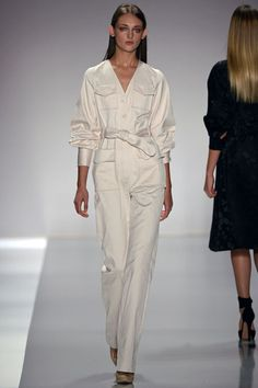 Inspired by Kim Basinger's character in L.A. Confidential - Jil Stuart, Spring 2013, NY Fashion Week