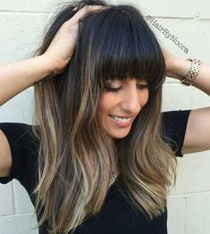 10 Super-Fresh Hairstyles for Brown Hair with Caramel Highlights - Love this Hair