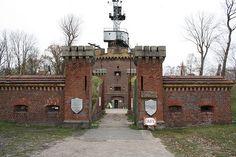 Festung Swinemünde/Fortress Swinoujscie Poland