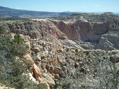 Looking into Snow Canyon ~ such a beautiful site March 29, 2013 by Donna M. Brown