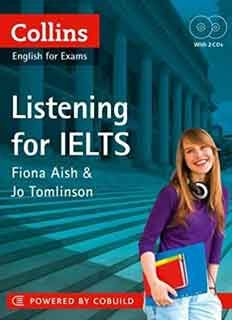 Download Collins Listening for IELTS PDF with Audio | IELTS study