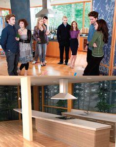 The Hoke House Twilight S Cullen Family Residence