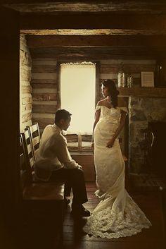 Unique And Inspiring Bridal Photos