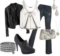 """""""Concert Outfit"""" by trinavokes on Polyvore"""