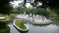 Theme Park Shenzen. So funny.. a miniature everything from around the world!