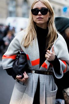 On The Street….. Before & After Isabel Marant, Paris