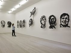 William Kentridge, More Sweetly Play the Dance, Installation View, Marian Goodman, Gallery, London, September 11 – October 24, 2015. Is There Anything British Left about the London Art Market?