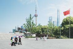 Somewhere in Shanghai on Behance