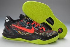 4f2d4d8034b3 Buy Nike Kobe 8 2013 Playoffs Black Red Green Running Shoes Discount from  Reliable Nike Kobe 8 2013 Playoffs Black Red Green Running Shoes Discount  ...