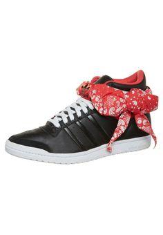 adidas Originals - TOP TEN - Baskets montantes - noir