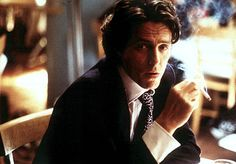 Hugh Grant in Bridget Jones's Diary as Daniel Cleaver