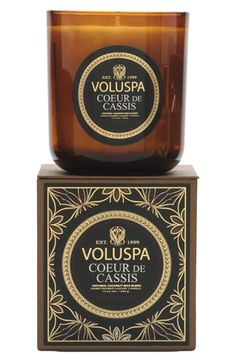 Voluspa 'Maison d'Or - Coeur de Cassis' Scented Candle available at Nordstrom