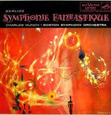 Richard Powers - LP cover for Berlioz's Symphonie Fantastique