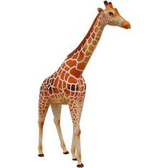 Giraffe,Animals,Paper Craft,Africa / Middle East,Africa,orange,Artiodactyla,Mammals ,Herbivores,Animals,Paper Craft