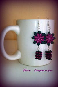 flowers & flowers #earrings