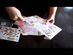 Travel junk journal Singapore 2014-Part1