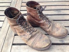 Red Wing Boots Shoes Redwing Redwings Iron Ranger Motorcycle Leather Work 46 12… Red Wing Boots, Red Wing Heritage Boots, Red Wing Iron Ranger, Iron Rangers, Motorcycle Leather, Shoe Boots, Shoes, Leather Working, Leather Men