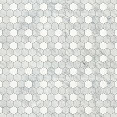 Dot Grey Polished Mosaic | Artistic Tile, 1920's New York style