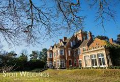 Pendrell Hall Exclusive Use Country House Wedding Venue wedding reception venue, View of Pendrell Hall from The Gardens