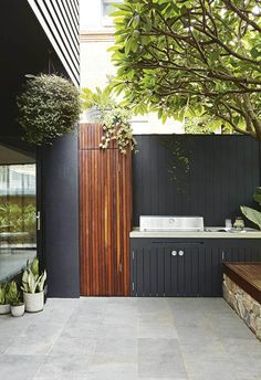 "Outstanding ""outdoor kitchen designs layout patio"" information is readily available on our internet site. Take a look and you wont be sorry you did. Outdoor Rooms, Outdoor Gardens, Outdoor Living, Outdoor Decor, Outdoor Ideas, Outdoor Patios, Outdoor Kitchens, Outdoor Bars, Landscape Design"