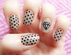 Beautiful Fingernail For Girls
