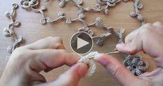 Ирландское вязание крючком набирает все большую популярность. В сети появляются схемы, уроки и совет...