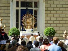 Corpus Christi Procession at the London Oratory