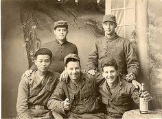 一九五二年美国大兵在朝鲜战场 USA Soldiers, Korea 1952