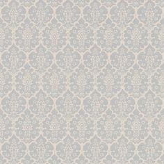 FSchumacher Wallpaper 5008034 Burley Orpington Blue