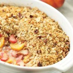 Eating Well's Healthy Summer Dessert recipes