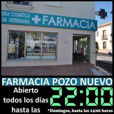 https://www.facebook.com/farmaciapozonuevo.umbrete FARMACIA POZO NUEVO facebook.com/farmaciapozonuevo.umbrete C/ Baldomero Muñoz, 73, Umbrete. Tfno. 955 717 703 #Umbrete ¡Síguenos también en nuestra Propia Red Social! http://redsocial.globalum.es/grupos/farmacia-pozo-nuevo/  Promocionado por Globalum. Marketing en Redes Sociales facebook.com/globalumspain