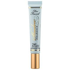 Too Faced - Shadow Insurance #sephora