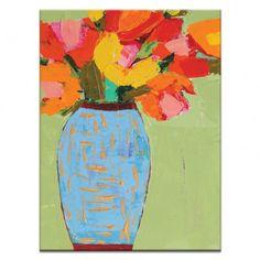 Blue Jar by Anna Blatman   Artist Lane