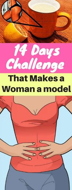 14 days challenge that makes You a model – Today Health People