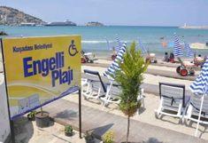 Engelliler Plajı Website