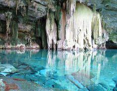 Ali Sadr Cave, Hamadan Iran
