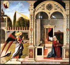 Carpaccio - Annunciazione
