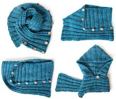 leethalknits_wizzo_cowl Totally cool and versatile!!!