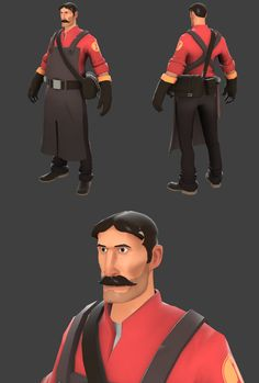 Team Fortress 2: 1850 Edition - Polycount Forum