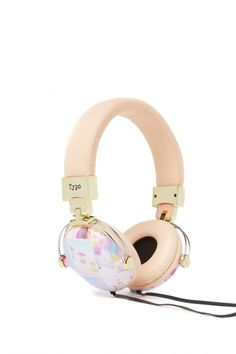 10 Stylish Headphones to Rock on Your Commute via Brit + Co