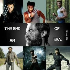 There can only be one!  this makes me so sad. I grew up with him as Wolverine.