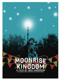 "Adam Juresko - ""Moonrise Kingdom""  fine art giclee print    signed and numbered    edition of 100    18"" x 24""    $50.00"