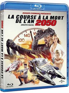"""Mourir à fond la caisse dans un grand éclat de rire #Corman #Universal  DVD et blu-ray : La subversion automobile de """"La c..."""